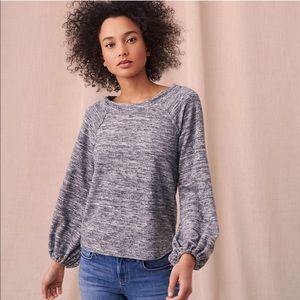 Lou & Grey Marled Blousen top